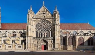 France relance : La cathédrale Saint-Étienne de Sens a bénéficié d'une enveloppe de 2,6 millions d'euros