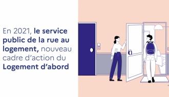 Le Service Public de la Rue au Logement : un nouveau cadre d'action pour aller plus loin dans le déploiement du Logement d'abord