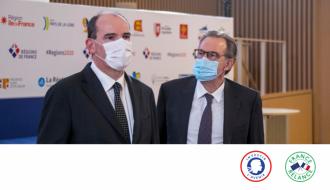 Les investissements d'avenir amplifient leur impact au plus près des territoires : signature d'un accord de partenariat entre le Premier ministre et Régions de France