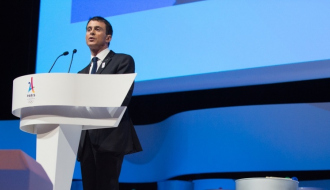 « Nous voulons écrire une nouvelle page de l'histoire entre la France et les Jeux »