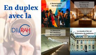 Rencontre interactive avec les acteurs de la lutte contre le racisme, l'antisémitisme et la haine anti-LGBT