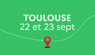 Le Train de la relance fait étape en gare de Toulouse