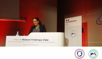 Recherche | Programmes et équipements prioritaires de recherche : 3 milliards d'euros mobilisés pour la recherche française