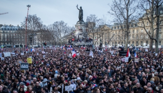 Republican march: Paris at the centre of the world