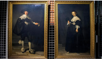 Europe of Culture: France and the Netherlands have acquired two of Rembrandt's masterpieces