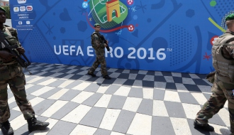 Euro 2016 security report