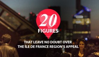 20 facts and figures that show just how much the Île de France region has to offer