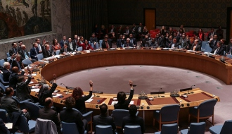 Overview of the French presidency of the United Nations (UN) Security Council