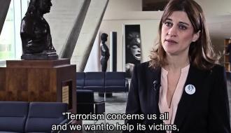 """Juliette Méadel: """"Victims have no borders"""""""