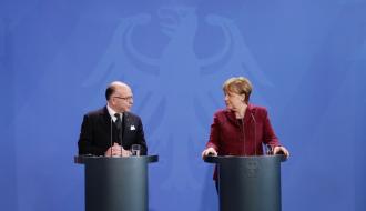 "Bernard Cazeneuve: ""The solidarity between Paris and Berlin is more necessary than ever"""