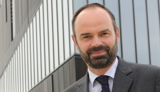 Édouard Philippe appointed Prime Minister