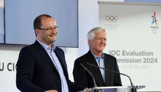 The 2024 Olympics: the IOC emphasises the excellence of Paris' bid
