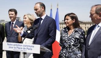 Our Ambition for Paris' Financial Centre