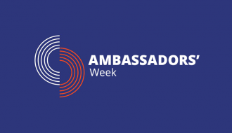 Ambassadors' Week: a unique opportunity for developing projects and finding out more about what France is doing abroad