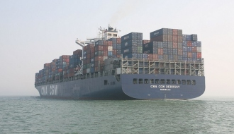 Climate: first leg complete for maritime transport!