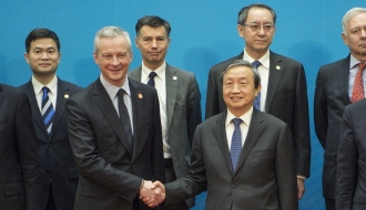 5th Economic and Financial Dialogue between France and China