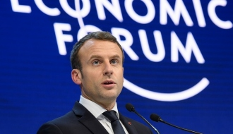 #Franceisback – In Davos, France advocates protective globalisation