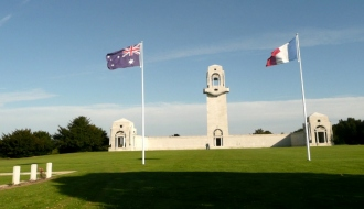 #AnzacDay – Commemorating the Australian Ally of the Great War
