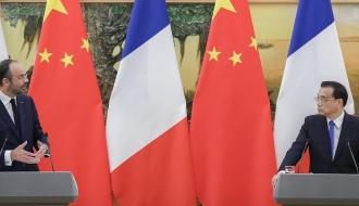 Joint press conference in Beijing by Édouard Philippe and Mr Li Keqiang, Prime Minister of the People's Republic of China