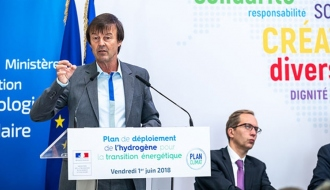 """Hydrogen Plan: """"making our country a world leader in this technology"""""""