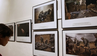 30th edition of the Visa pour l'Image Festival: the Government supports the photojournalist's profession