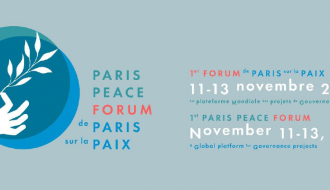 Paris Peace Forum: furthering good governance