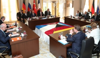 Syria summit: a useful step forward for talks