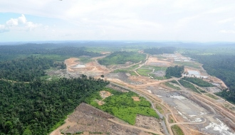 Ending deforestation caused by importing unsustainable products