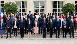 Council of Ministers: official photo of the Government