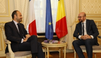 Photo Gallery- Visit to Brussels