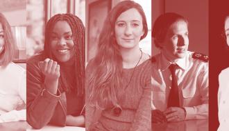 International Women's Day 2015 - Five French women