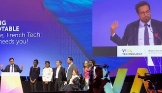 """French Tech 2022: """"We must get French startups off the ground"""""""