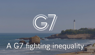 Fighting against inequalities: a priority of the G7 presidency
