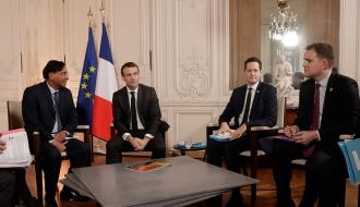 Choose France: a summit for showcasing France's economic appeal