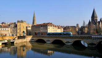 The city of Metz will host the meeting of G7 Environment Ministers in May 2019