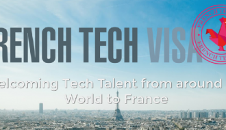 A new French Tech Visa for foreign digital talents!
