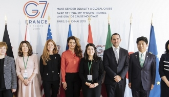 Making gender equality a major global cause
