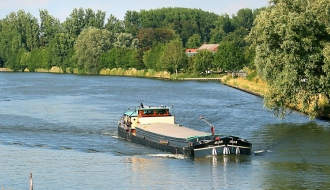 France commits alongside Europe to delivering the Canal Seine-Nord Europe project and Seine-Scheldt river link