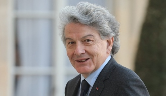 European Commission: France proposes Thierry Breton