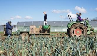 Future CAP in the context of the European Green Deal