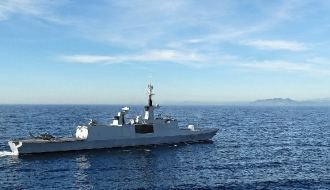 The European mission is now operational in the Arabian-Persian Gulf