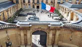 The Hôtel de Matignon