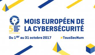 Mois européen de la cybersécurité