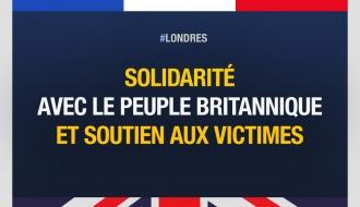 Le service public de l'Aide aux victimes est pleinement mobilisé pour prendre en charge les lycéens victimes de l'attentat de Londres