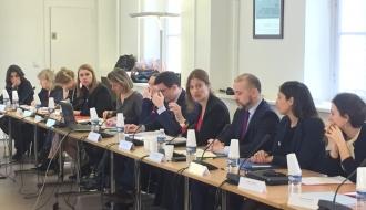 Comité interministériel de suivi des victimes : « Le travail contribue directement à la reconstruction des victimes du terrorisme », Juliette MÉADEL