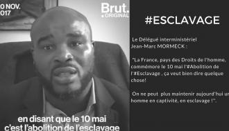 """"""" La France, pays des droits de l'homme commémore le 10 mai  l'#AbolitionEsclavage , on ne doit plus maintenir aujourd'hui un homme en #Esclavage ! """""""