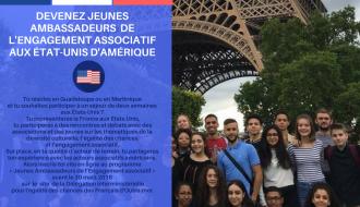 """""""Deviens jeune ambassadeur de l'engagement associatif aux USA"""" étendu aux candidats antillais est présenté par Jean-Marc MORMECK ce mardi en Guadeloupe"""