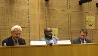 L'accès au sport pour la jeunesse des Outre-mer: un pari qui doit-être gagnant pour Jean-Marc MORMECK auditionné au Sénat le 8 février