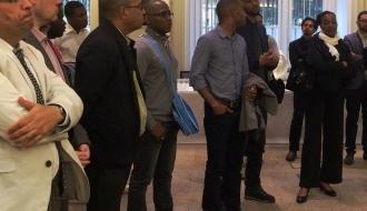 Jean-Marc Mormeck, délégué intermininistériel, a rencontré les associations à Lille