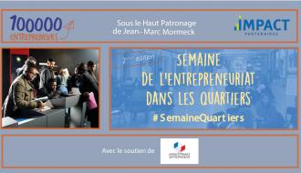 """Jean-Marc Mormeck lance en Martinique """"la semaine de l'entrepreneuriat dans les quartiers dans les Outre-mer"""""""